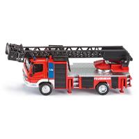Siku - Fire Engine with Ladder - 1:50 Scale