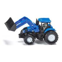 Siku - New Holland with frontloader