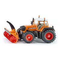 Siku - Tractor with Snow Cutter Blower
