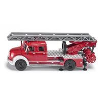 Siku - Magirus Auxiliary Fire Tender - 1:50 Scale