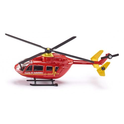 Siku - Helicopter Taxi - 1:87 Scale